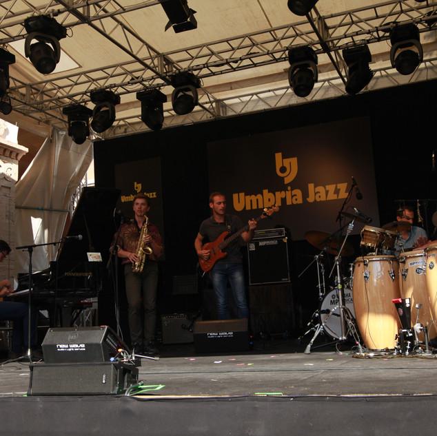 Umbria Jazz Festival, IT - Quintet