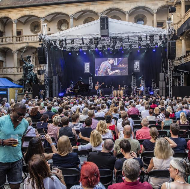 Jazzopen Stuttgart, GER - Quintet