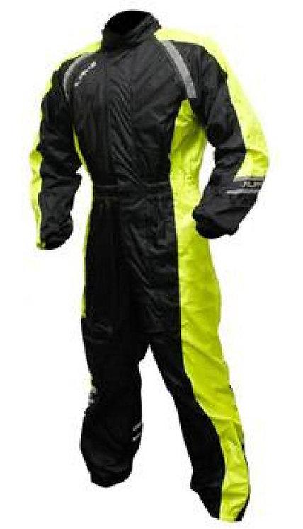 RJAYS Tempest Black Hi Vis Suit