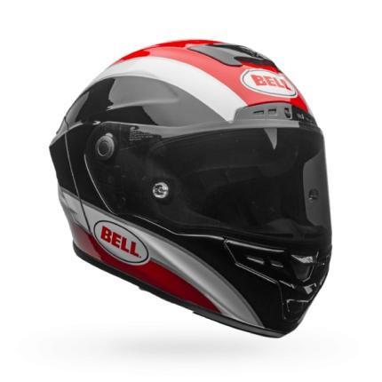 Bell Star MIPS Classic Black Red Helmet