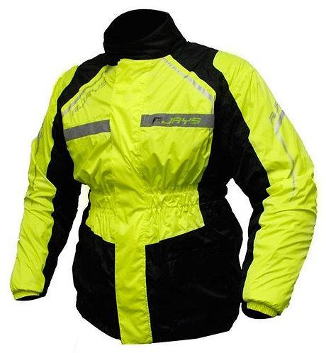 Rjays Tempest II Jacket Black Hi Vis