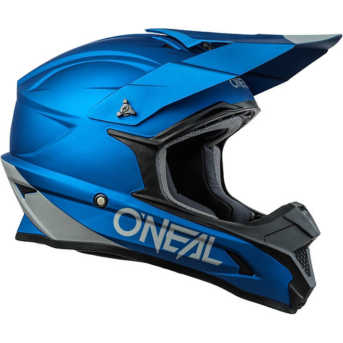 ONEAL 2021 1 Series Helmet - Solid Blue YOUTH