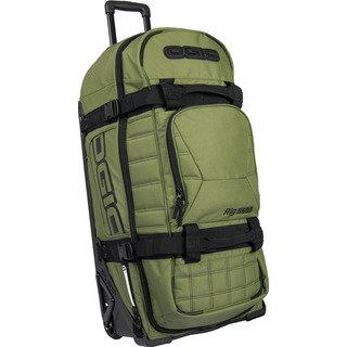 OGIO GEAR BAG - RIG 9800 (WHEELED) ARMY GREEN