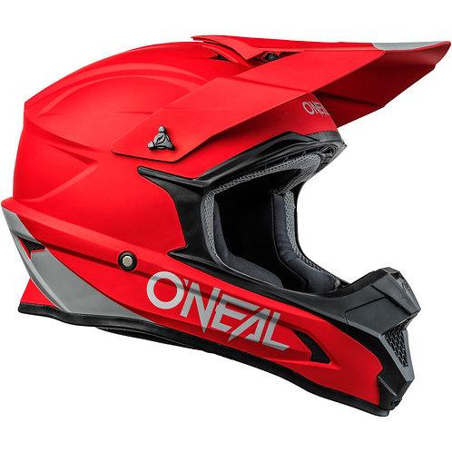 ONEAL 2021 1 Series Helmet - Solid Red