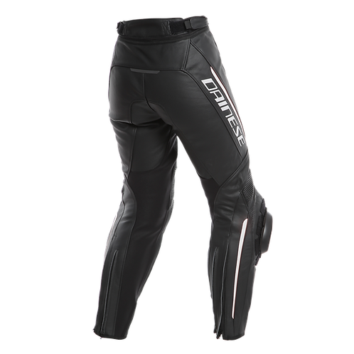 Dainese Ladies - Delta 3 Leather Pants - Black