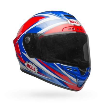 Bell Star MIPS Torsion Red Blue Helmet