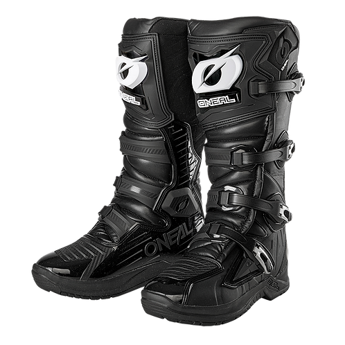 ONEAL RMX BOOTS BLK/WHT ADULT