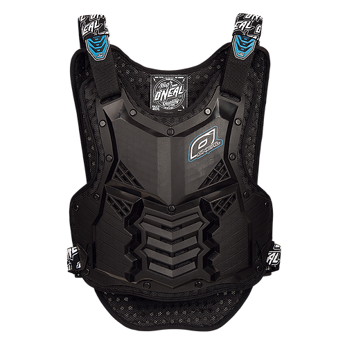 ONEAL HOLESHOT - BLACK ADULT ARMOUR