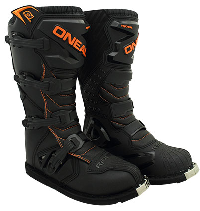 ONEAL20 RIDER BOOTS BLK/ORG