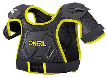 ONEAL PEEWEE BODY ARMOUR HI VIS - YOUTH