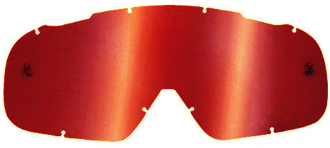 Blur B-10 RED Lens with Tear Off Pins