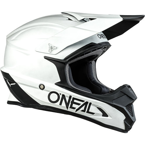 ONEAL 2021 1 Series Helmet - Solid White