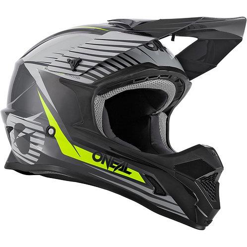 ONEAL 2021 1 Series Helmet - Grey Neon