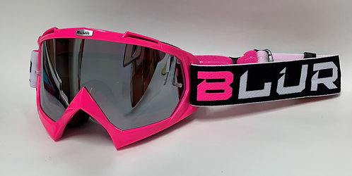 BLUR B-10 ADULT TWO FACE PINK BLACK WHITE