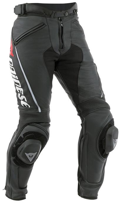 Dainese Ladies - Delta Pro C Leather Pants - Black