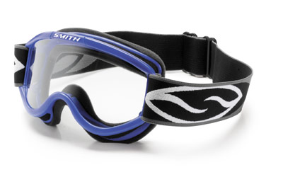 SMITH CME GOGGLE YELLOW/CLEAR LENS