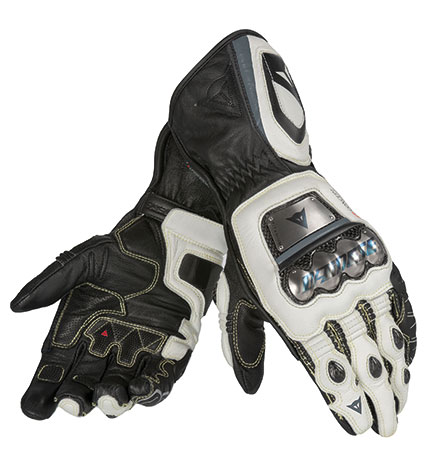 DAINESE FULL METAL RS GLOVES F13 NERO/BIANCO/ANTRACITE