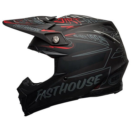 Bell Moto-9 Flex Fasthouse DITD