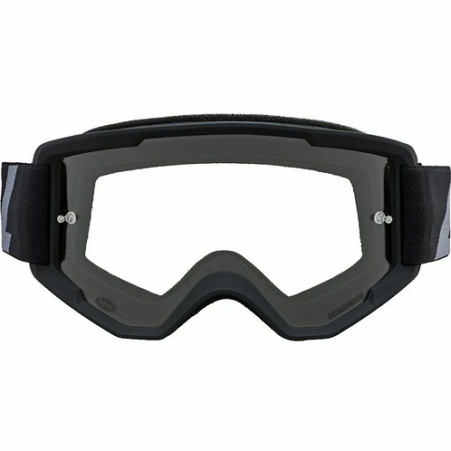 Bell Descender Outbreak MTB Goggles Black/Grey with Clear Lens