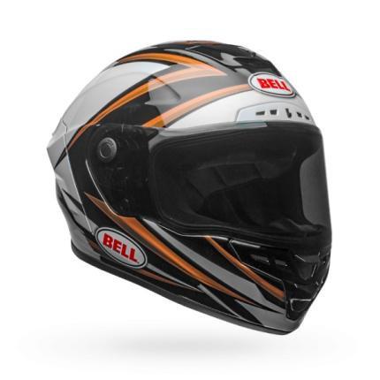 Bell Star MIPS Torsion Copper White Black Helmet