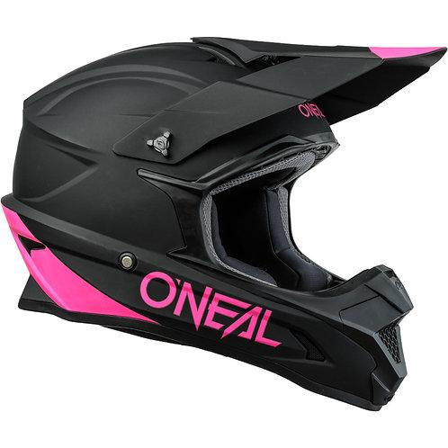 ONEAL 2021 1 Series Helmet -Pink Black