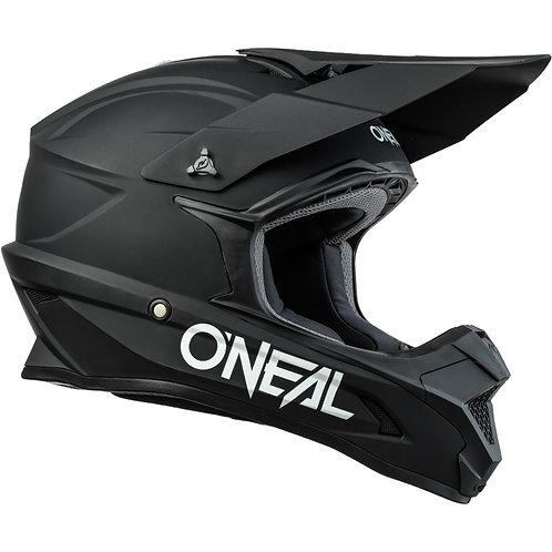 ONEAL 2021 1 Series Helmet - Solid Black