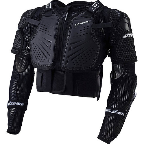 ONEAL UNDERDOG II BODY ARMOUR - BLACK YOUTH