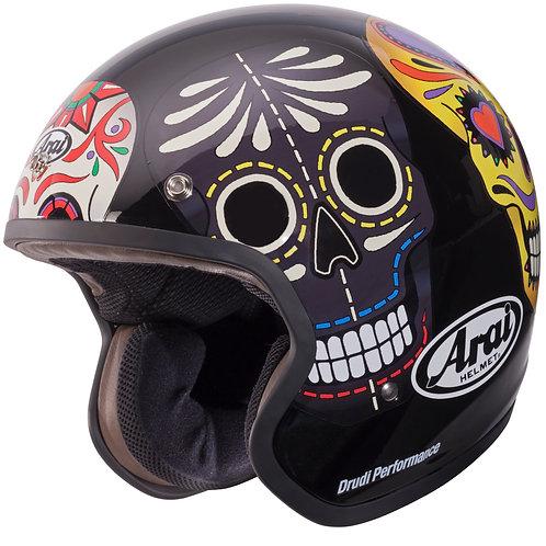 copy of Arai Freeway - Classic Frost Skull