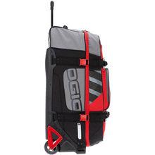 OGIO GEAR BAG - RIG 9800 (WHEELED) RED/HUB Gear Bag