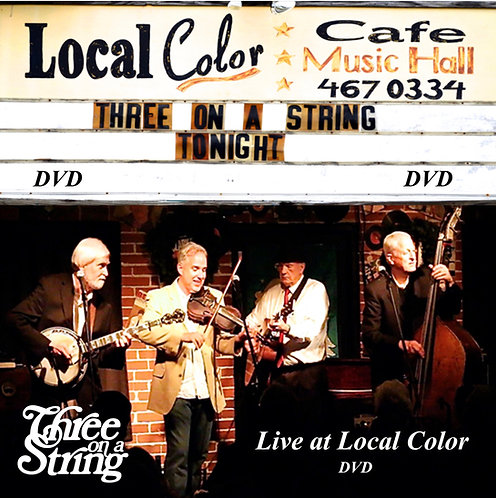 Live at Local Color DVD