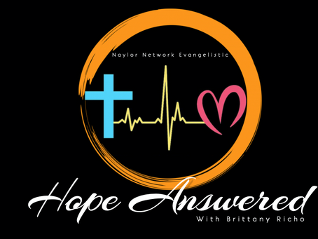 "NNEA announces new weekly program, ""Hope Answered,"" with Brittany Richo!"