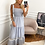 Thumbnail: Vestido listradocom renda (P,G)