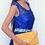 Thumbnail: Vestido curto rendado bordado (M,G)