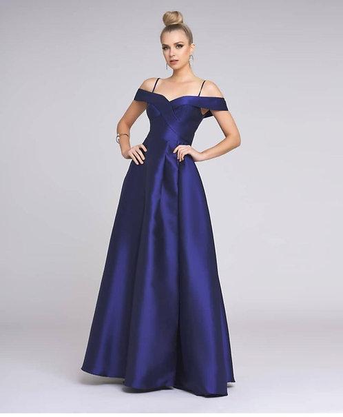 Vestido Princesa Azul (40)