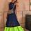 Thumbnail: Vestido Crochê Bicolor (U)