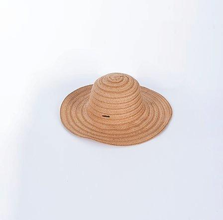 Chapéu aba larga redondo