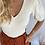 Thumbnail: Blusa modal tricô manda curta (M)