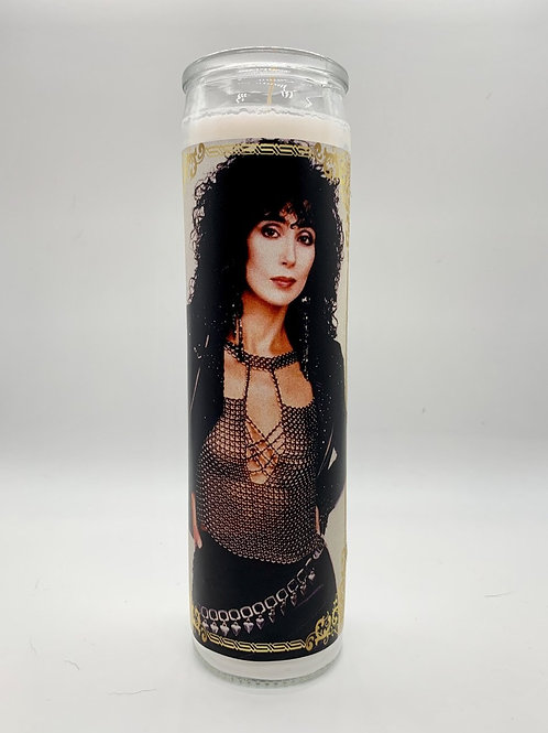 Cher Candle