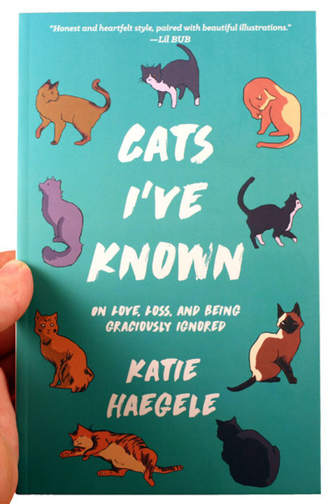 Cats I've Known: On Love, Loss, and Being Graciously Ignored