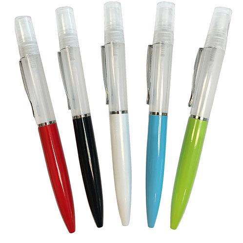 2-in-1 Ball Point Pen & Sanitizer/Perfume Spritzer