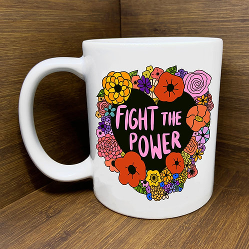 Fight The Power Mug