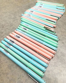 Pastel Le Pens just came in! Look at the