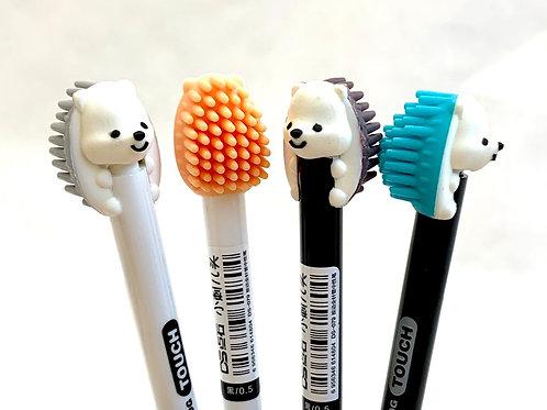 Hedgehog Gel Pen