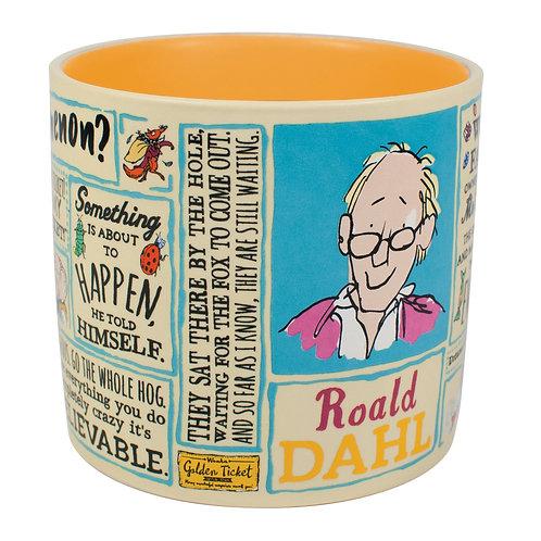 Roald Dahl Literary Mug