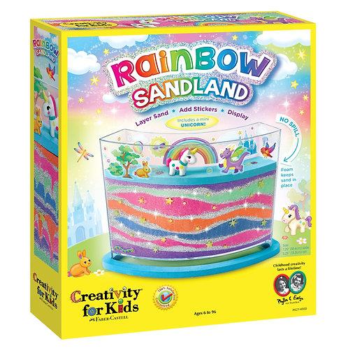 Rainbow Sandland Kit