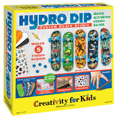 Hydro-Dip Custom Skate Studio Kit