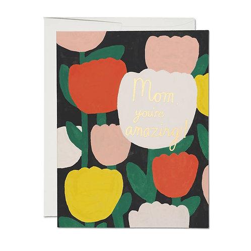 Amazing Tulips Card