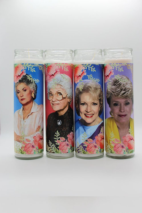 Individual Golden Girls Candles
