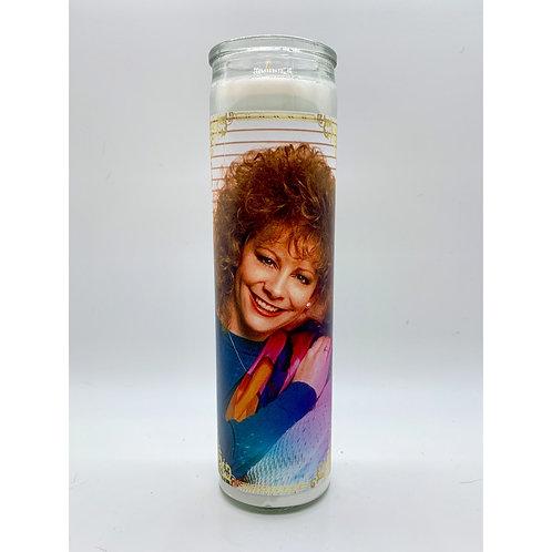 Reba McEntire Candle