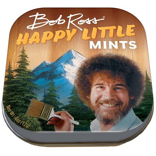Bob Ross Mints